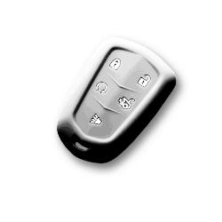 Cadillac 5 Button Key Fob