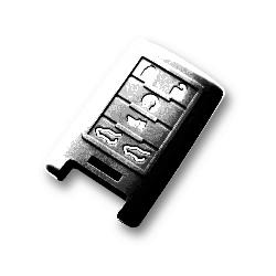 Cadillac 6 Button Key Fob