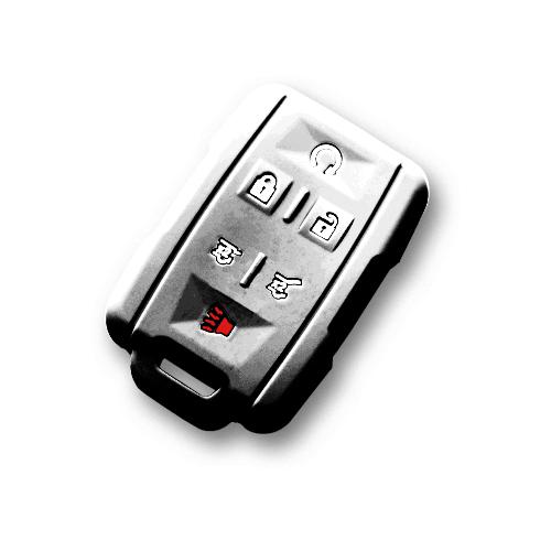 image for KF0112002 Chevrolet key fob