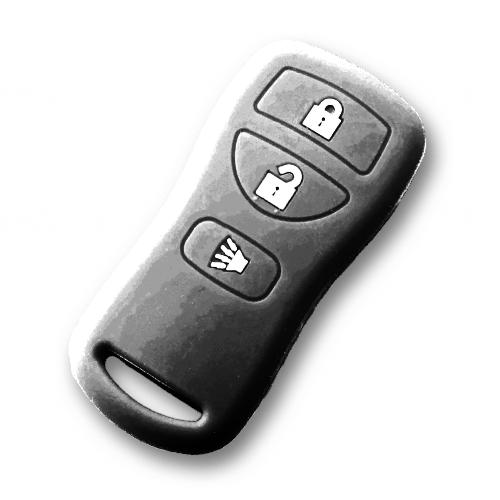 image for KF0147002 Nissan key fob
