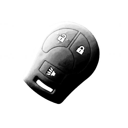image for KF0147005 Nissan key fob