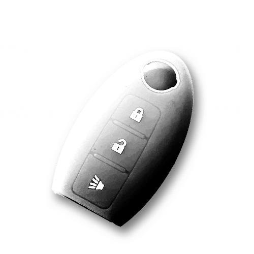 image for KF0147007 Nissan key fob