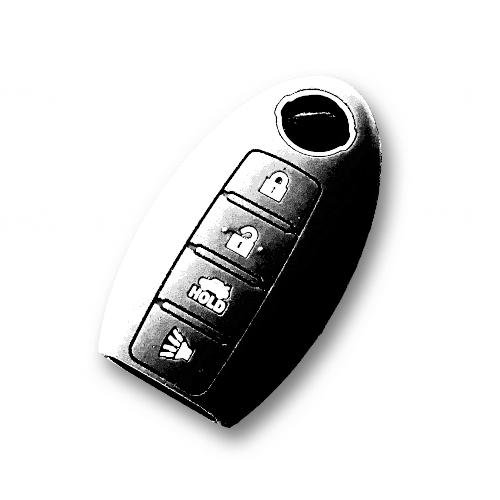 image for KF0147008 Nissan key fob